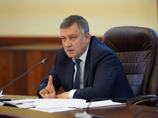 Губернатор Игорь Кобзев подчеркнул важность участия жителей в голосовании за благоустройство объектов городской среды