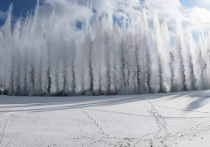 Взрыв во благо: каким будет паводок на Алтае и как саперы помогают рекам вскрыться