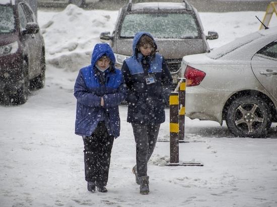 Потепление до +6 градусов и мокрый снег придут в Томскую область 6 апреля