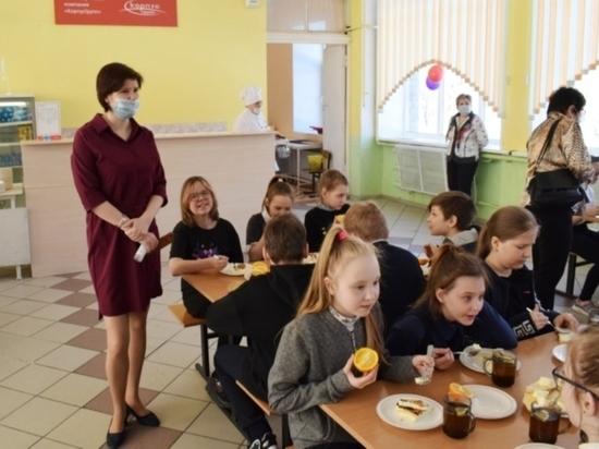 В ивановской школе прошла внеплановая проверка работы столовой