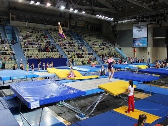Югорчане отправились на всероссийские соревнования по прыжкам на батуте