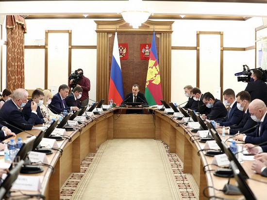 В бюджет Краснодарского края за первый квартал поступило 70 млрд рублей налоговых и неналоговых доходов