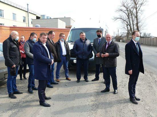 Депутаты Облдумы проверили ремонт брянских дорог