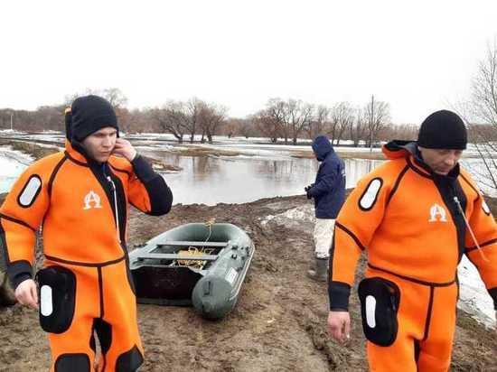 Алтайские синоптики назвали районы края, которым грозит подтопление