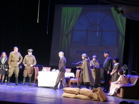Жители Оренбурга раскритиковали благотворительный спектакль