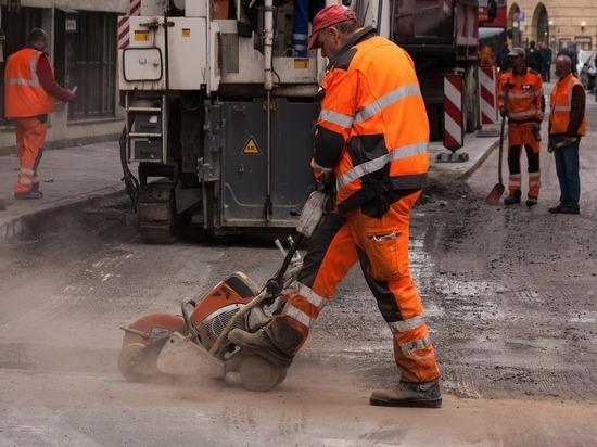 Дороги в Анжеро-Судженске отремонтируют в 2022 году