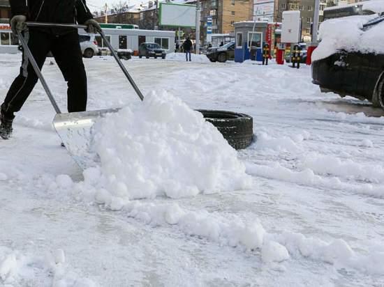 Мэрия Томска сможет эвакуировать мешающие уборке снега автомобили