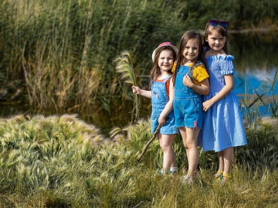 Размер пособий на детей от 3 до 7 лет на Ямале будет зависеть от доходов семьи