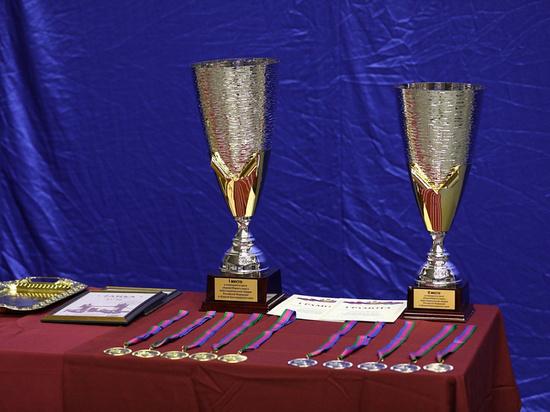 В Краснодаре состоялся турнир по дзюдо между сборными Росгвардии и Кубани