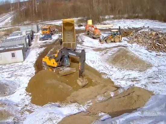 Стартовал ремонт дороги Дедовичи – Дно – Костыжицы