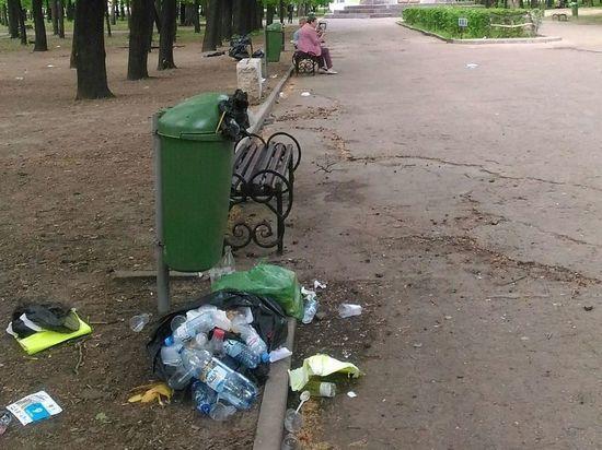 На Ставрополье ужесточили штрафы за мусор