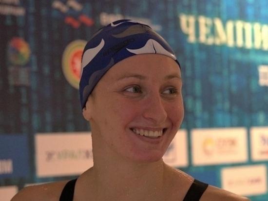 Копилка сборной Татарстана пополнилась золотой медалью ЧР по плаванию