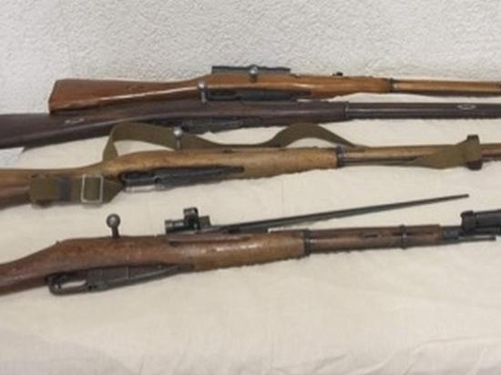 Выставка, посвящённая трёхлинейной винтовке, открылась в музее «Солдаты Отечества» в Иркутске