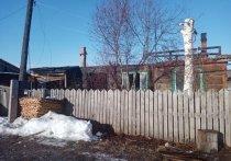 Двое детей погибли на пожаре в посёлке Окунайском Казачинско-Ленского района