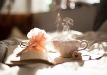 Не увлекайтесь горячим чаем!