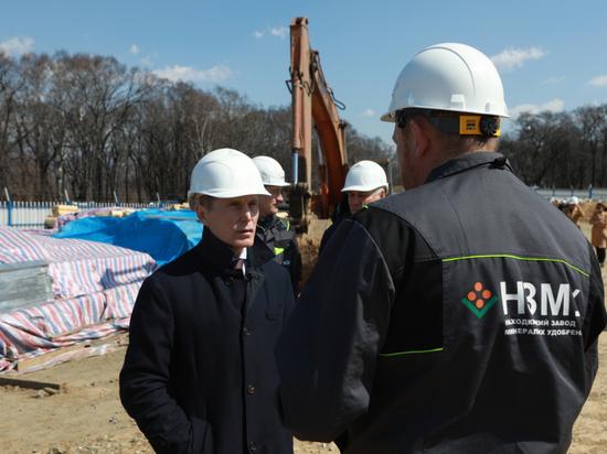 Завод по производству метанола в Приморье точно построят: Кожемяко