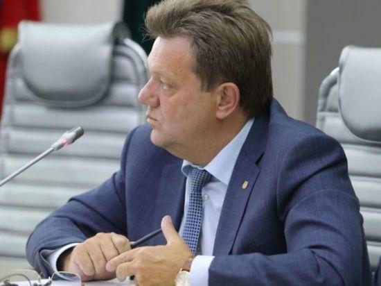 Мэра Томска Кляйна  доставили в СК из-за дела о хищении денег на дороги
