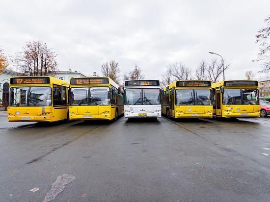 """Изменилось расписание автобусного маршрута """"Псков - Павы"""""""