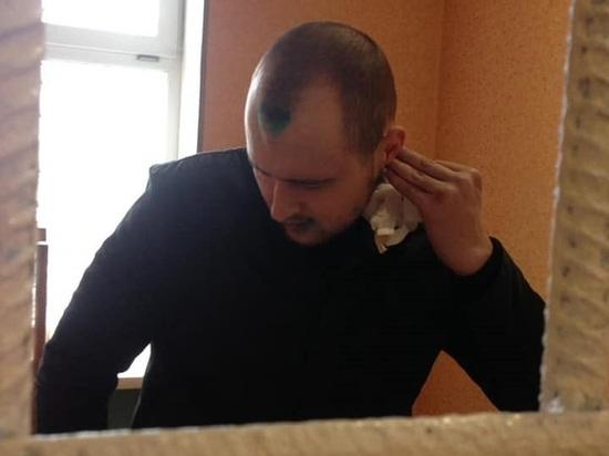 Отбывающий срок за убийство ФСБшника россиянин зашил себе рот