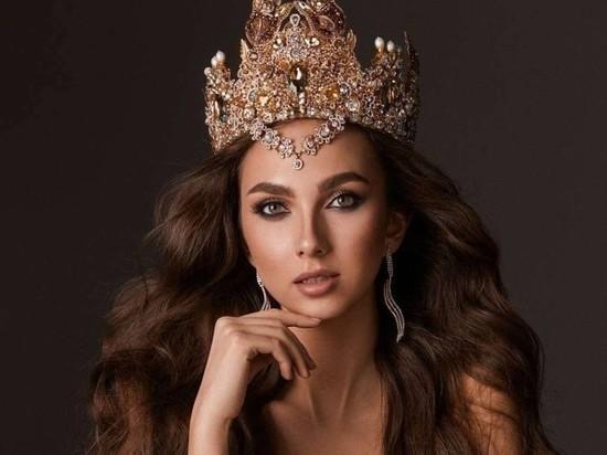 Студентка КФУ стала финалисткой международного конкурса красоты