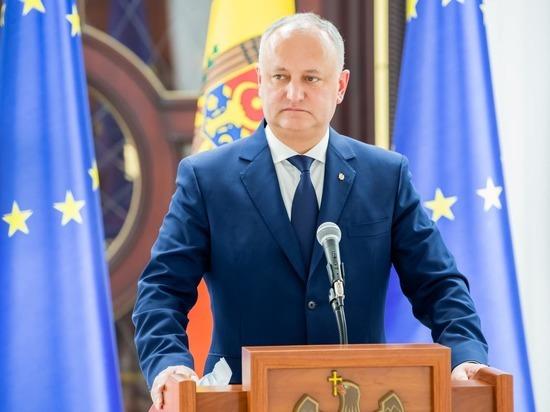 Игорь Додон: 7 апреля 2009-го - позорная страница в истории Молдовы
