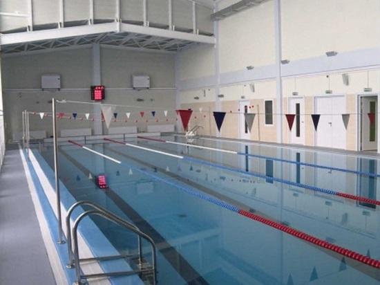 Костромские казусы: Только что открытый бассейн в Нерехте пришлось закрыть на ремонт
