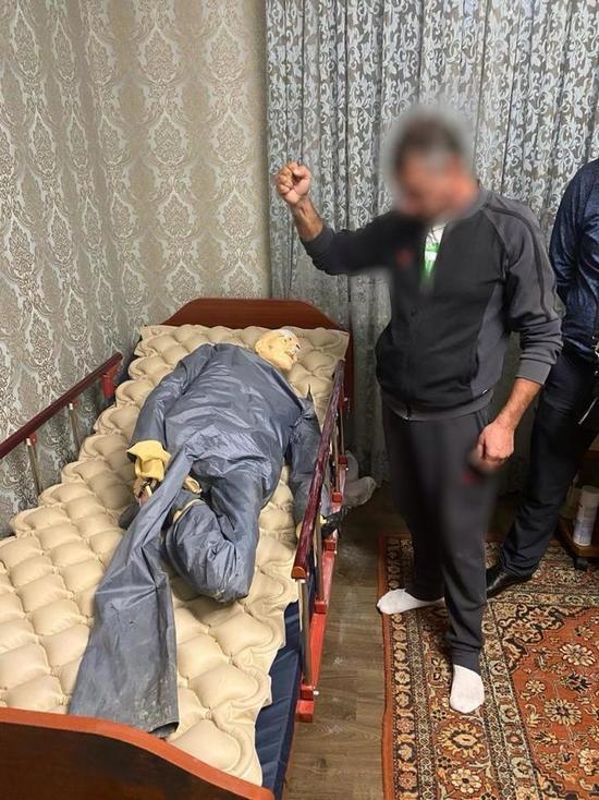 Избивавший неделю мать ставрополец получил 16 лет колонии