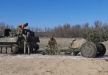 Армия Украины разместила бронетехнику в жилых кварталах