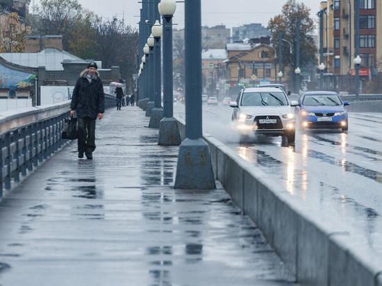 Мокрый снег и сильный ветер прогнозируют псковские синоптики 8 апреля