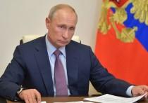 Путин уволил главу Тувы