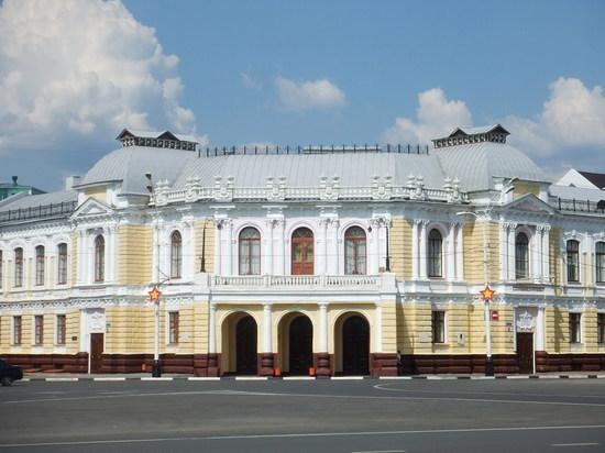 В Тамбове вновь состоится театральный фестиваль имени Н.Х. Рыбакова