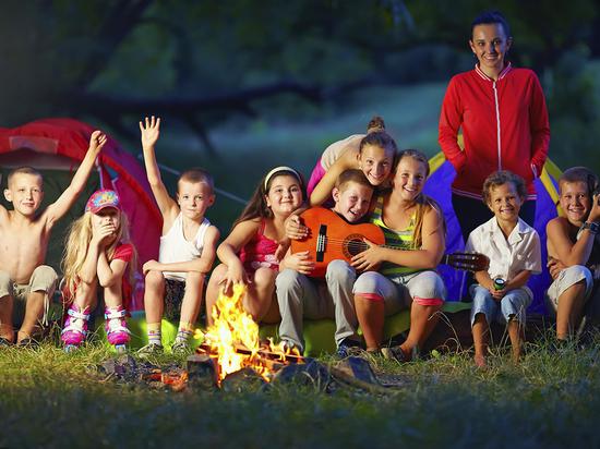В Костромской области летний отдых для детей будет организован в 200 организациях