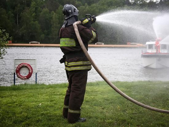 Слишком тревожных пожарных предложили отправлять на реабилитацию