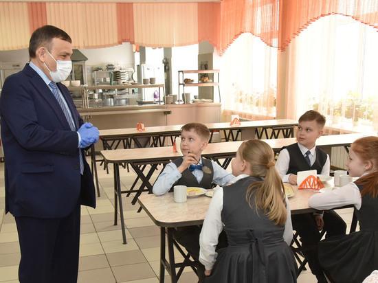 Школы Марий Эл получат 75 млн. на модернизацию пищеблоков