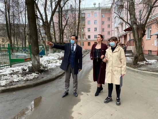 Члены партии «Единая Россия» осмотрели объекты, благоустроенные в рамках федерального партийного проекта «Городская среда»