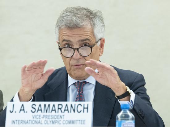 К власти рвется уже второй Самаранч – сын того, который отдал СССР Олимпиаду 1980 года