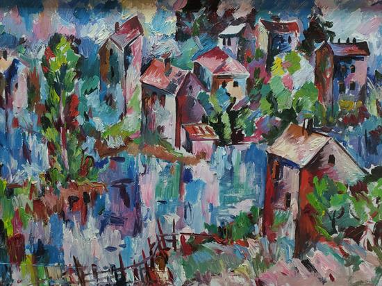 В Краснодаре можно увидеть шедевры из собрания Симферопольского художественного музея