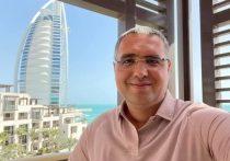 Что намерен обсуждать Ренато Усатый в Дубае с Владом Плахотнюком