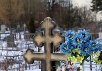 На кладбище в Череповце появились неприкосновенные могилы