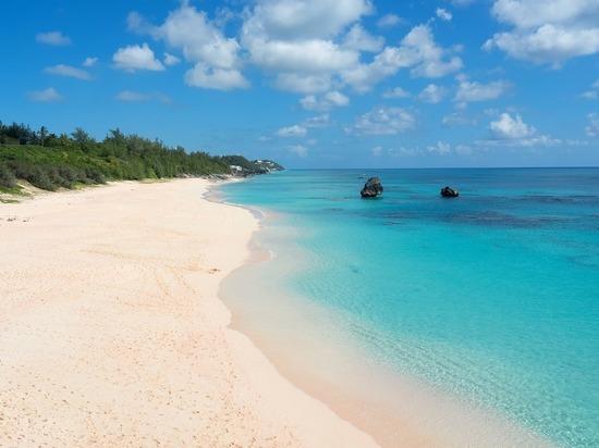 Бермудские острова получают пресную воду с крыш