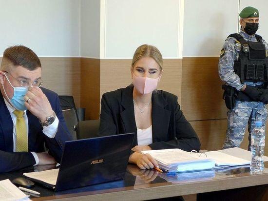 Мосгорсуд сменил меру пресечения Любови Соболь и Олегу Навальному