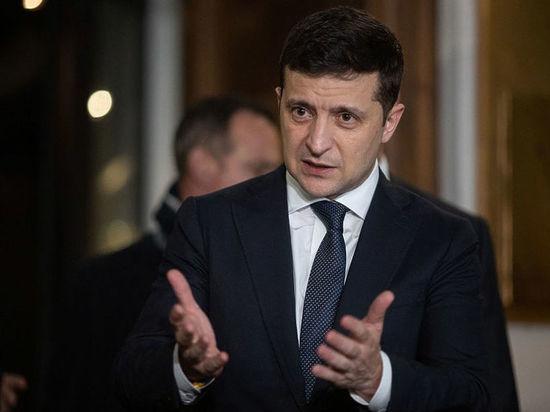 Украинские СМИ сообщили о планах Зеленского посетить Донбасс