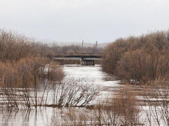 Половодье в Оренбружье набирает обороты: из-за паводка перекрыты три моста