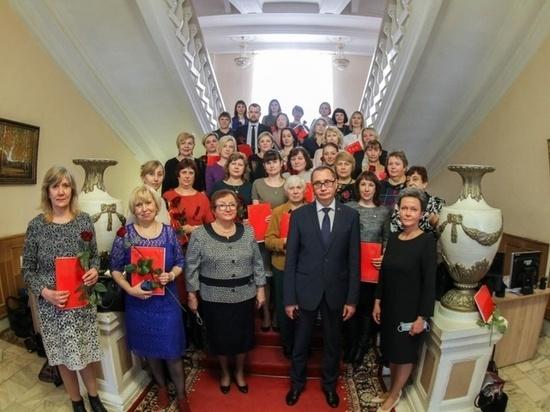 В Смоленске состоялось награждение работников сферы здравоохранения