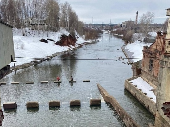 Подъем уровня воды на реках Кировской области достигает 14 см