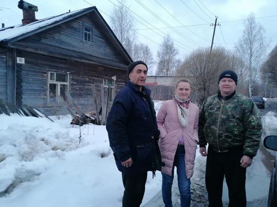 Отшельнику из Кировской области нашли дом