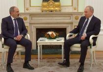 Пашинян оценил встречу с Путиным