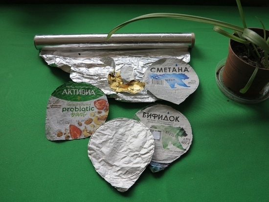 Разовая акция: в Петрозаводске участникам «Экотакси» предлагают сдать алюминиевую фольгу