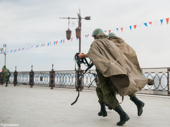 Астраханские военные комиссариаты отмечают профессиональный праздник