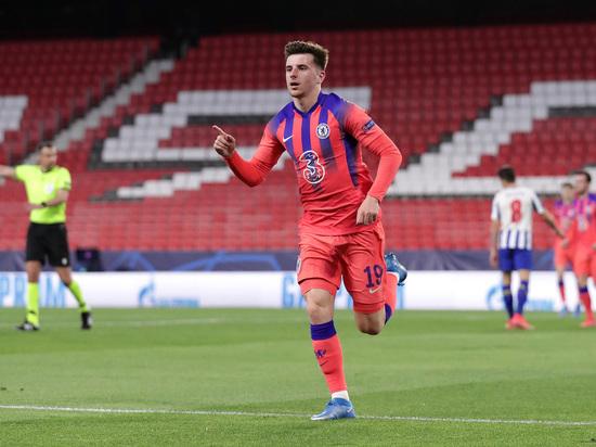Клуб Романа Абрамовича одержал победу над португальцами в первом матче четвертьфинала Лиги чемпионов.